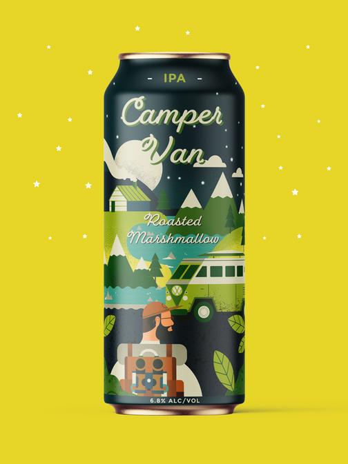 Campervan Craft Beer