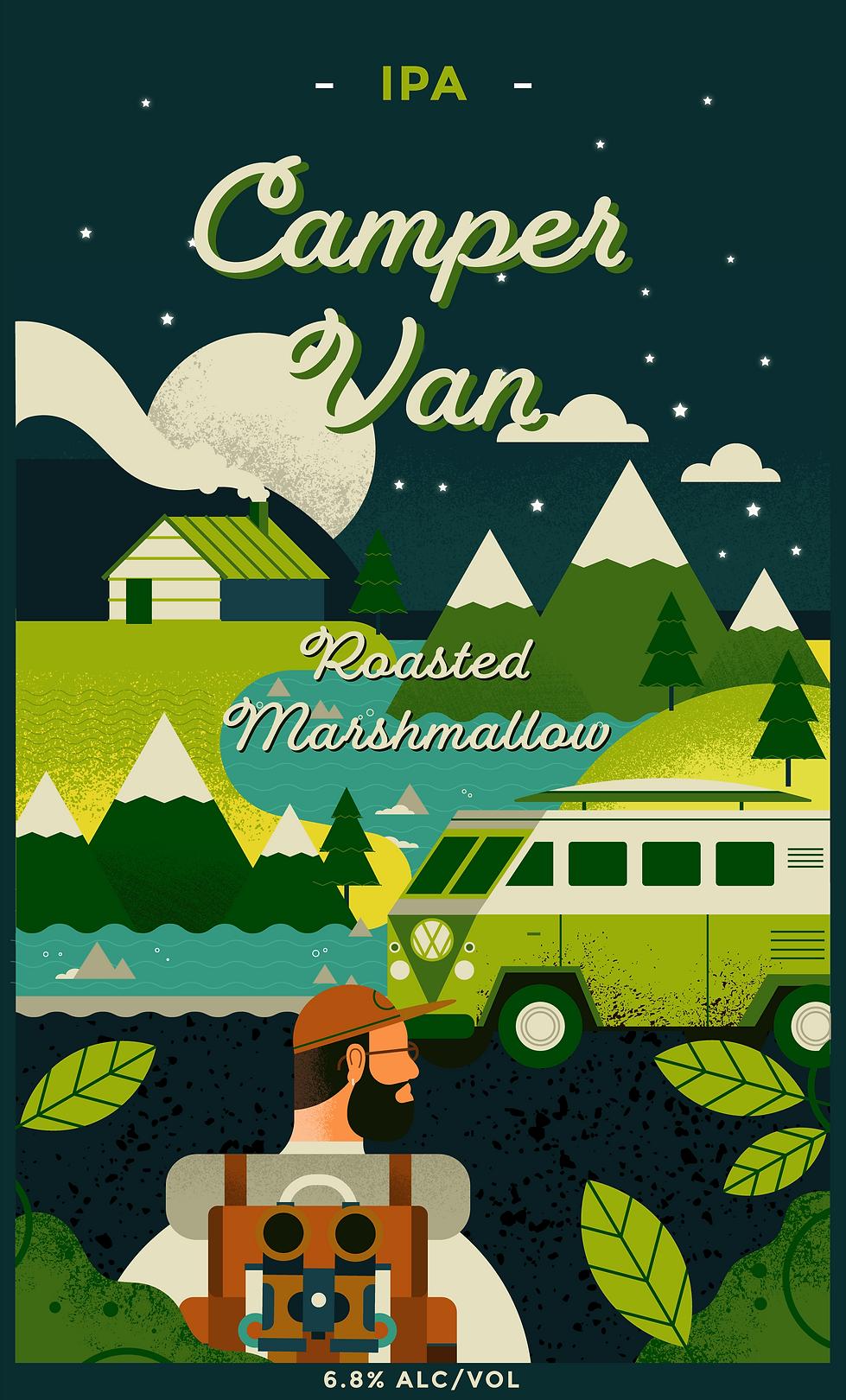 Campervan Craft Beer Label New.png