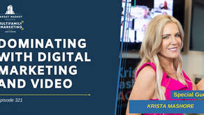 Dominating with Digital Marketing and Video with Krista Mashore