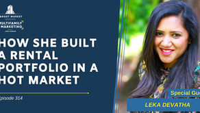 How She Built a Rental Portfolio in a Hot Market with Leka Devatha