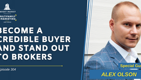Become a Credible Buyer and Stand out to Brokers with  Alex Olson