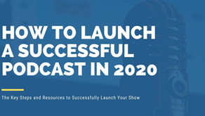 How to Start A Podcast: 11 Steps for a Successful Launch (Dec 2020)