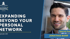 Expanding Beyond Your Personal Network with Jonathan Barr