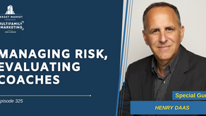 Managing Risk, Evaluating Coaches with Henry Daas
