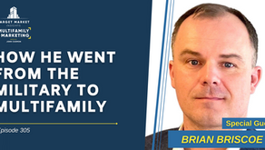 How He Went from the Military to Multifamily with Brian Briscoe