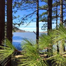 Beautiful Lake Cuyamaca