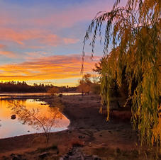 Beautiful Lake Sky