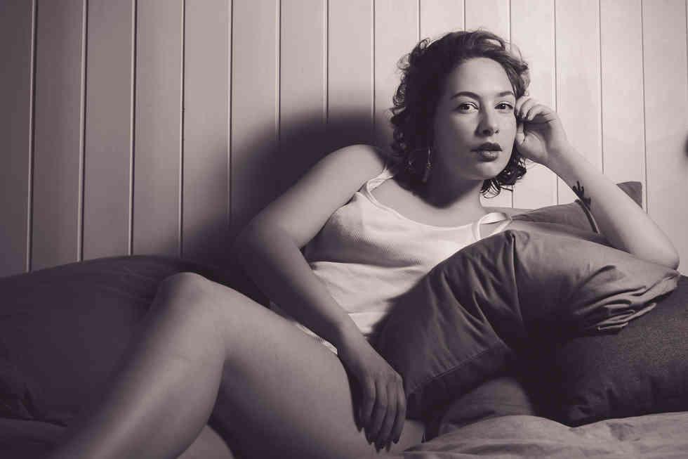 Photographe Metz boudoir / Cocooning