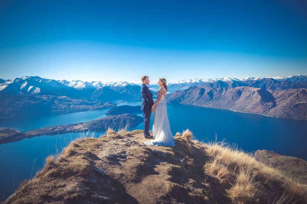 Mariage 2019 Nouvelle Zélande