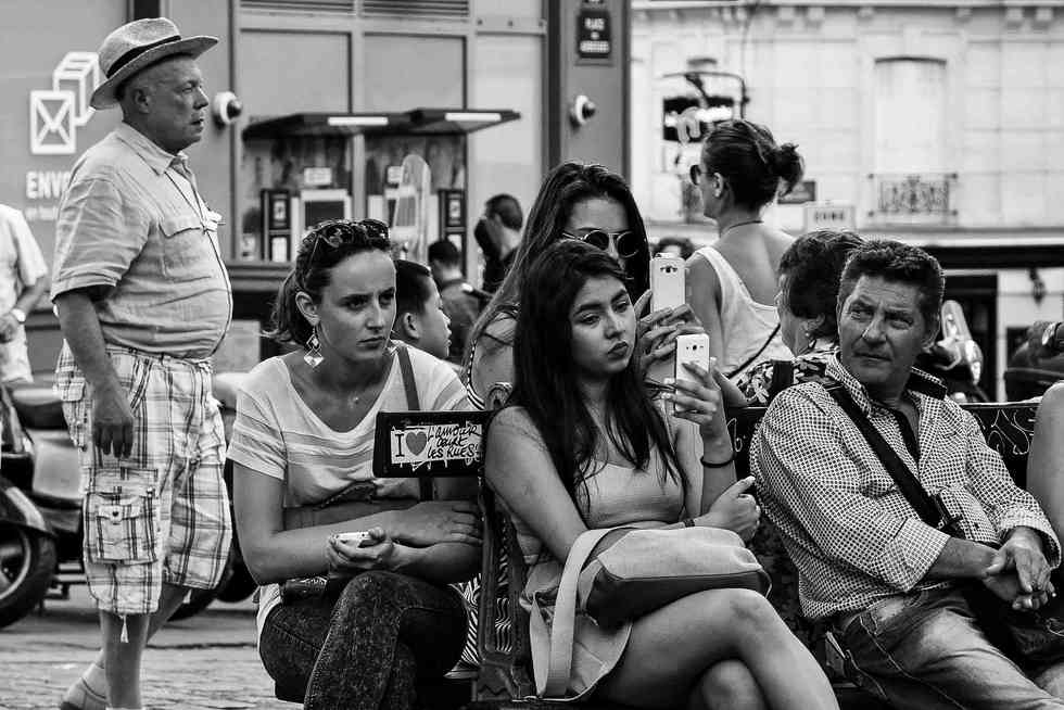 George Murphy Photographie Paris Expo