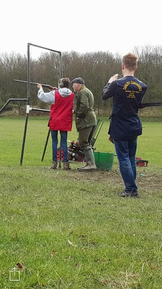 Clay Shooting Lesson