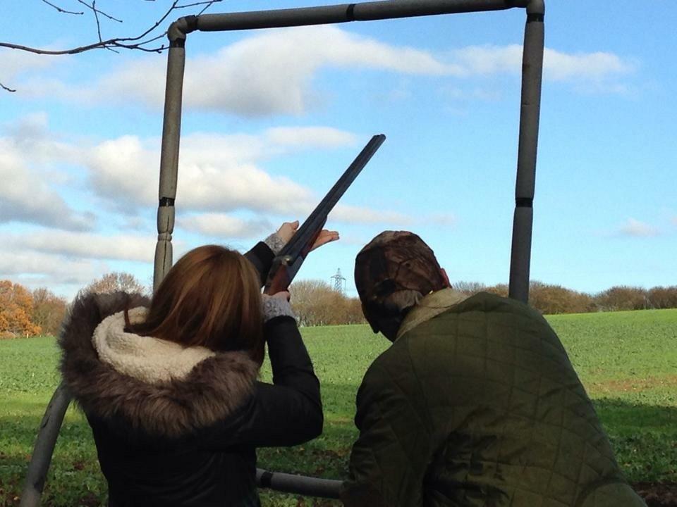 Clay Shooting Course