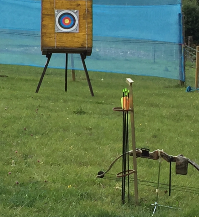 Archery Experience for 2