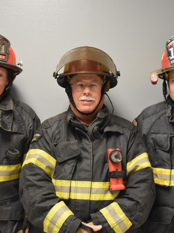 Fire Training Staff