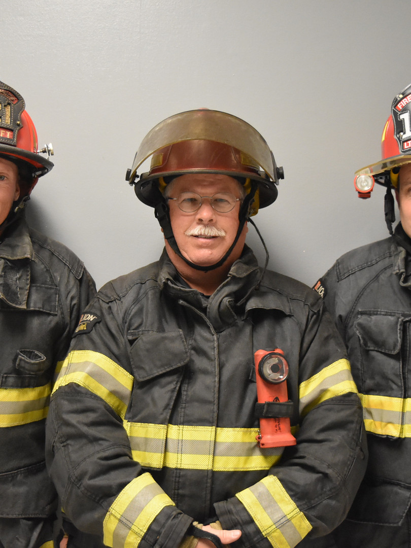 Fire Training Staff
