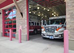 Medic 16 added fleet to the city of East Ridge