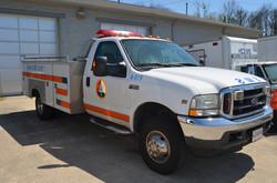EMS Supply Vehicles