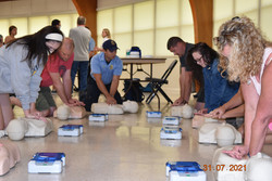 HCEMS holds free FIRST ON THE SCENE class for public