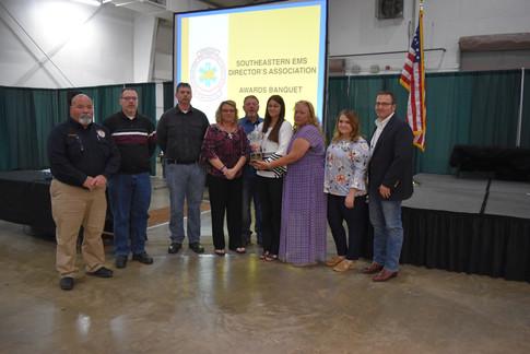 2017 SEEMSDA Lifetime Achievement Award