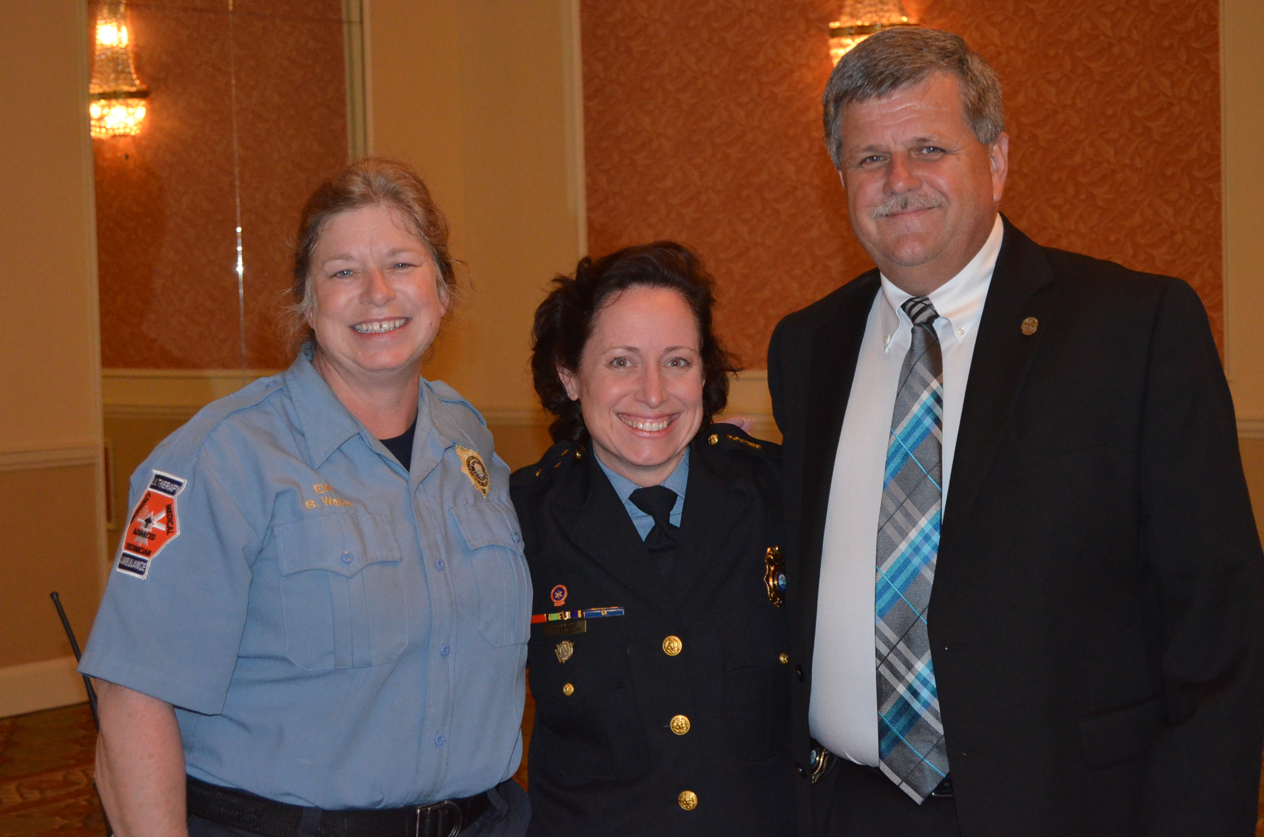 2014 AEMT and Paramedic of the Year