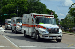 Providing Medical support for large scale events