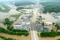 Flooding on Brainerd Road
