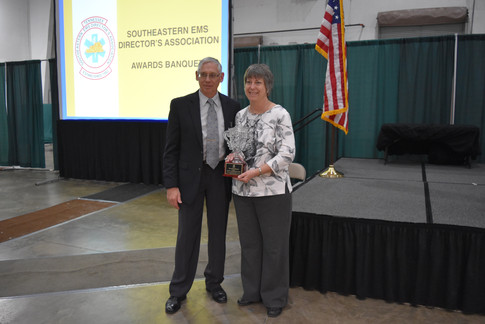 2107 SEEMSDA Lifetime Achievement Award