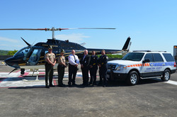 Seat Belt Safety Campaign with THP