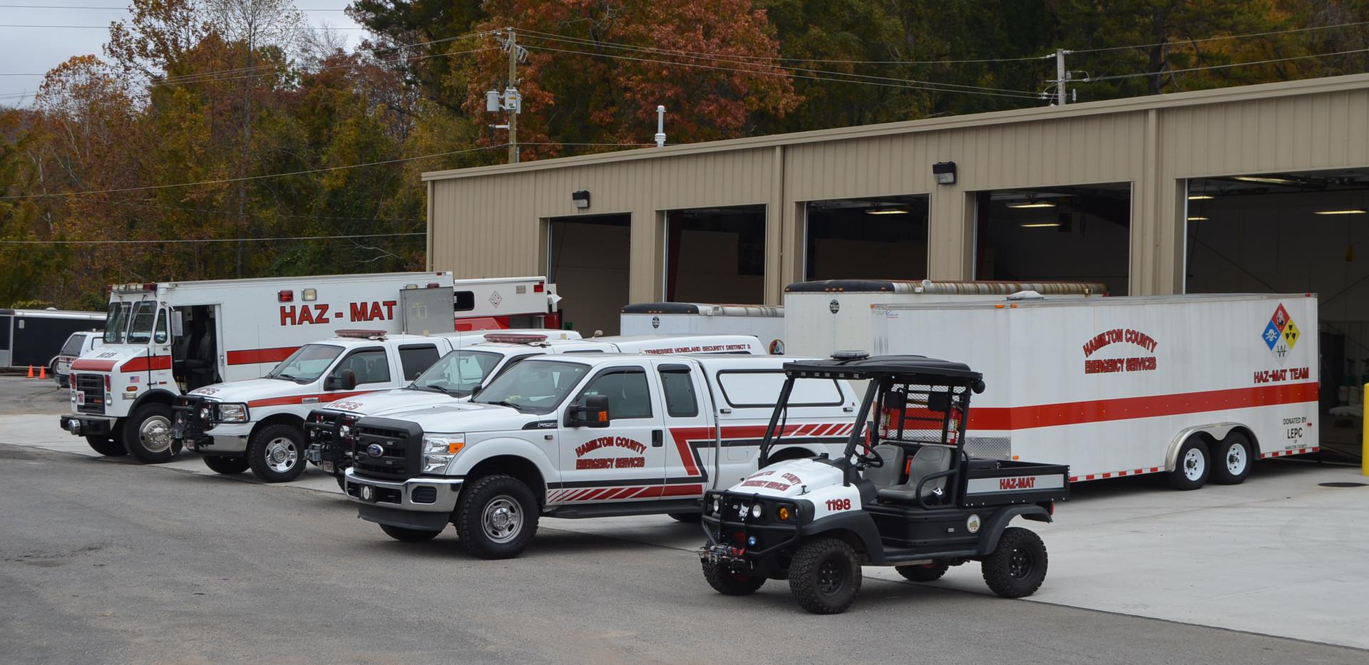 Hazmat Fleet and Equipment