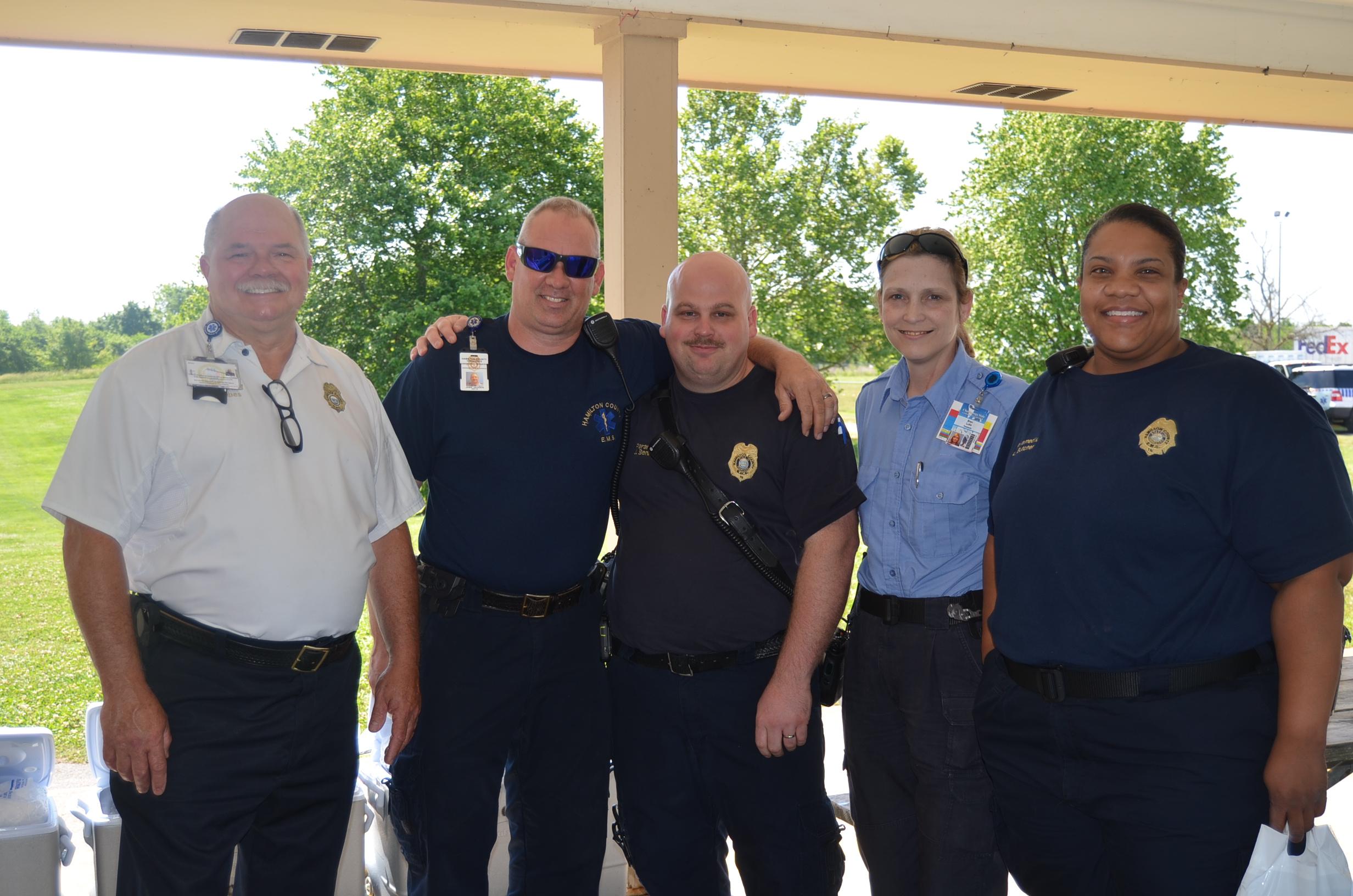 Recognizing National EMS Week