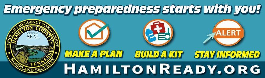 Emergency Preparedness starts with you 2