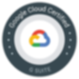 Google Cloud Certification G Suite Badge