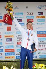 Dvojitý bronz na Mistrovství Evropy 2018