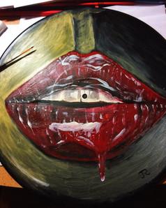 Malba na vinyl