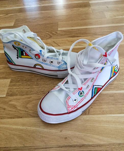 Designové boty