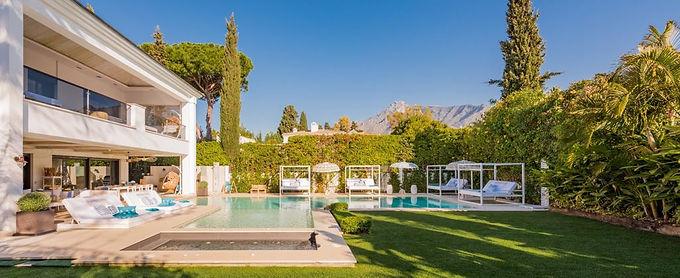 Villa Oasis Marbella Club