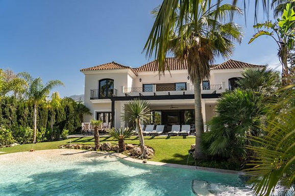 Exquisite Villa Set In The Heart Of The Golf Valley, Nueva Andalucia