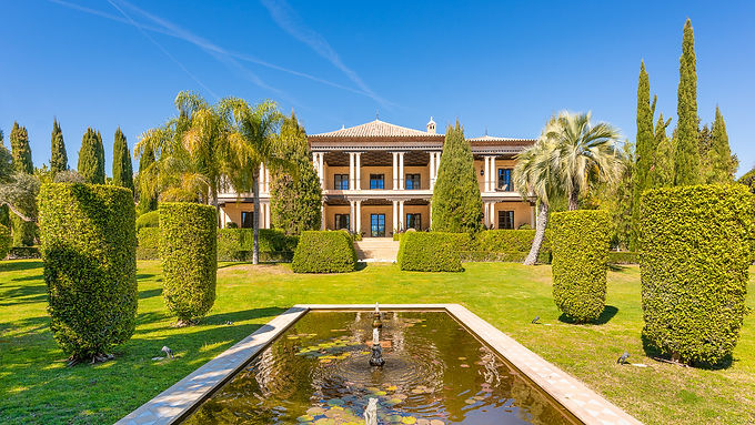 Opulent Villa Located in the Hills Of Marbella