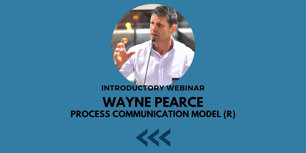 PCM Introductory Leadership Webinar by Wayne Pearce