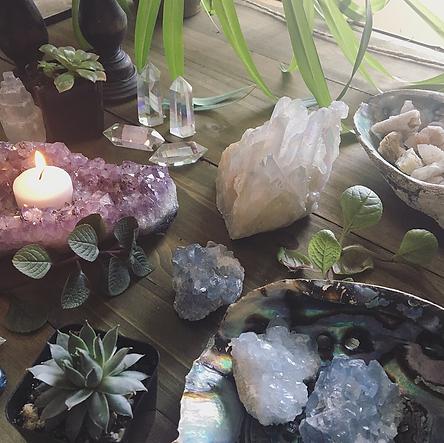 crystals sturbridge