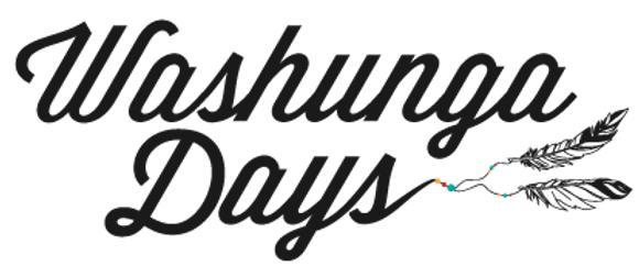 Washunga Days logo