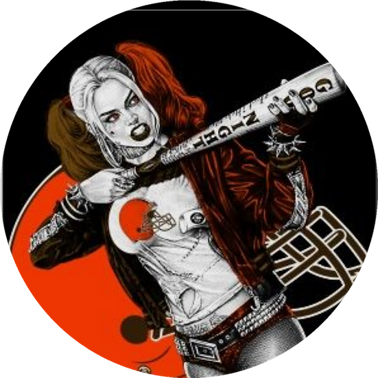 Browns Harley Quinn
