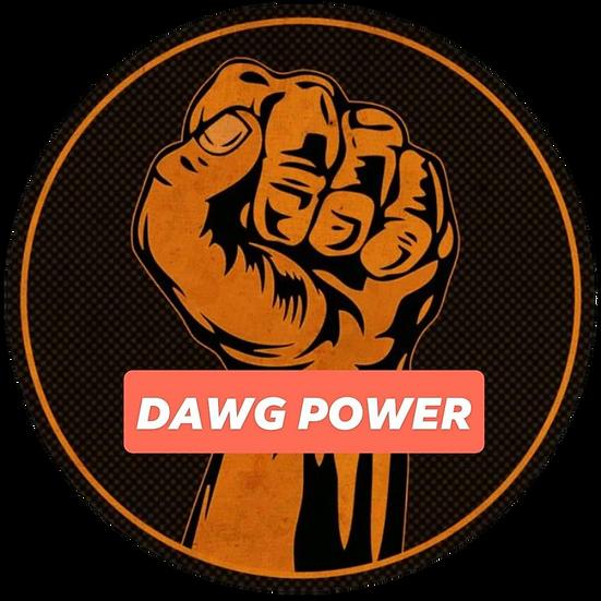 Dawg Power Fist