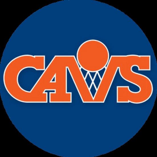 CAVS Throwback Logo