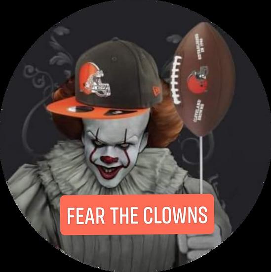 Fear the Clowns