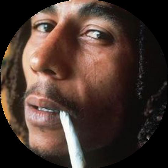 Marley Close Up Reggae Vibes