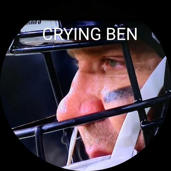 Crying Ben