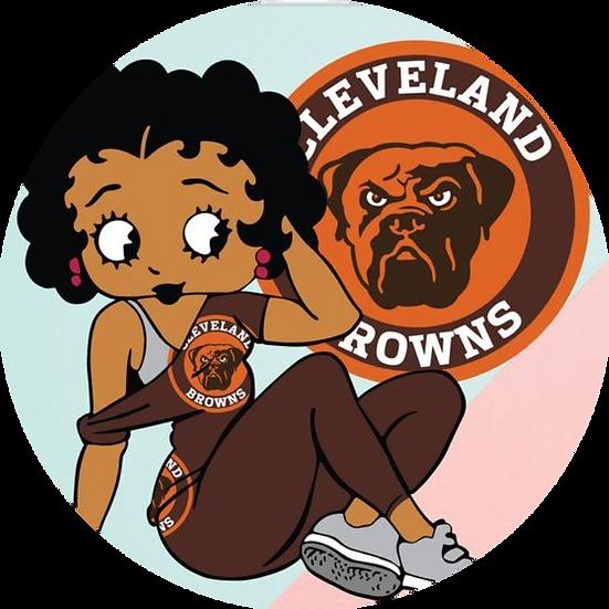Brownie Boop!
