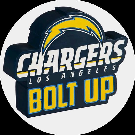 LA Chargers Bolt Up