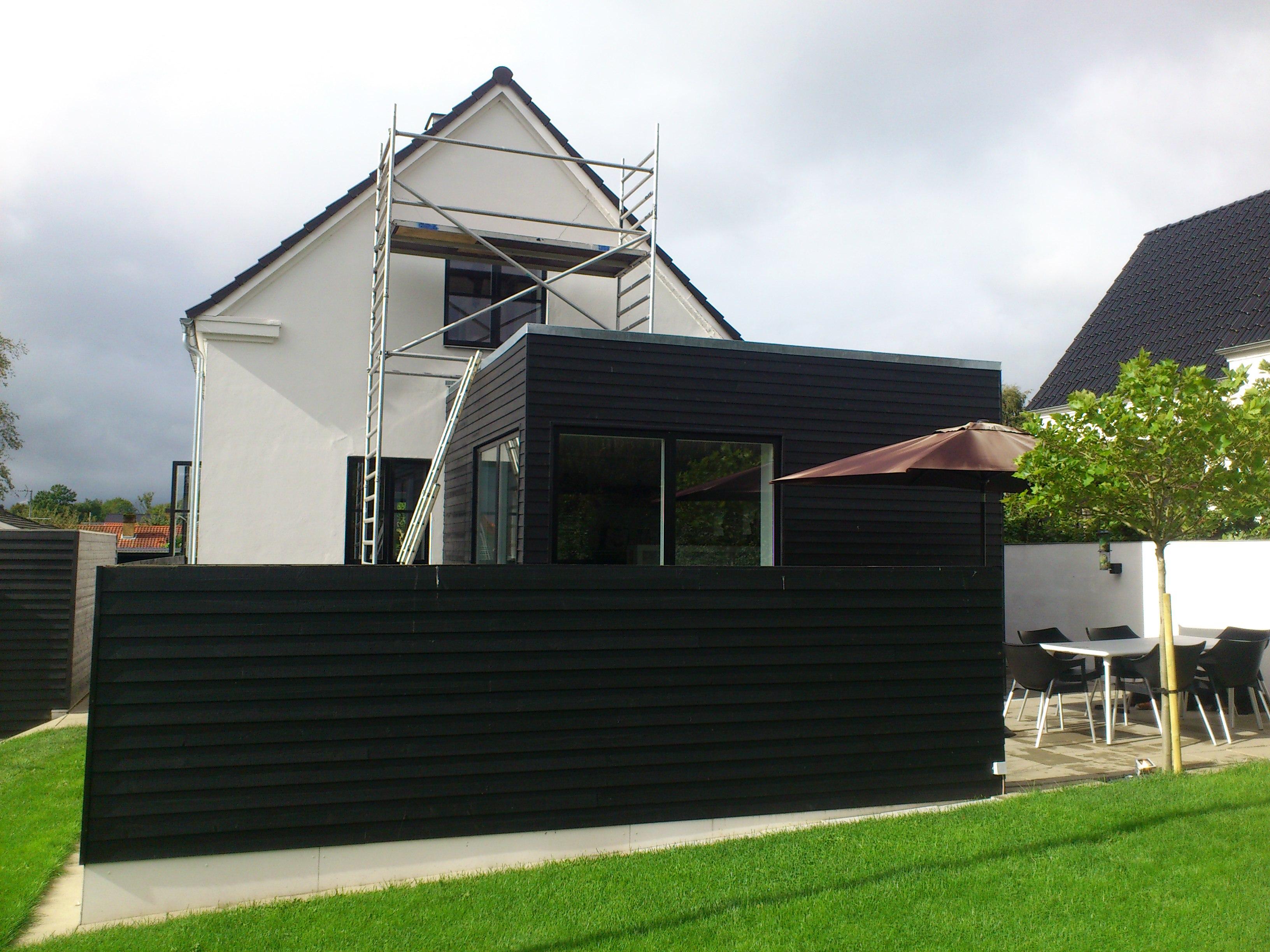 Renovering af villa